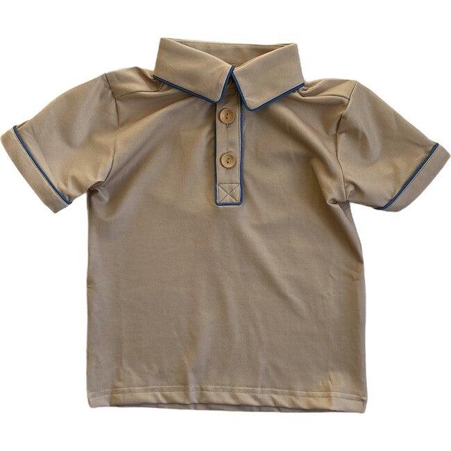 Kelso Shirt, Beige