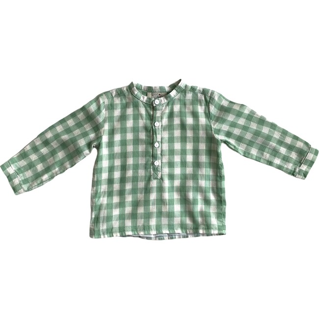 Hector Shirt, Green