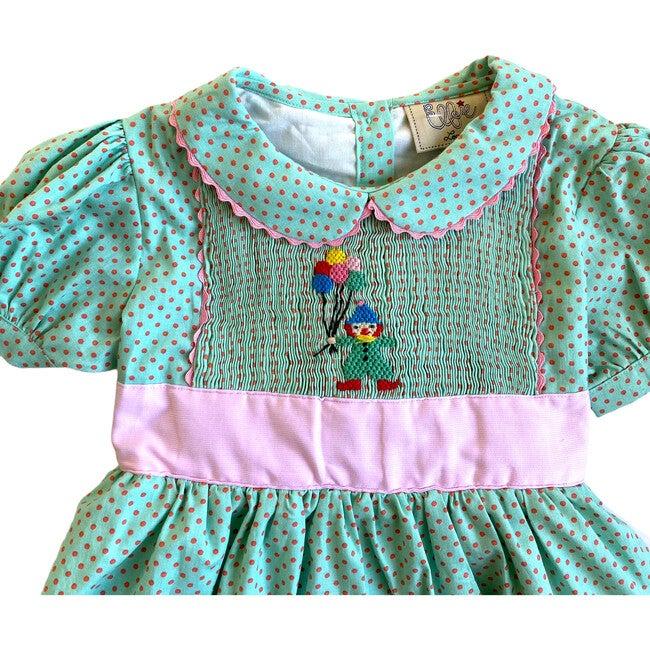 Payasa Dress, Green