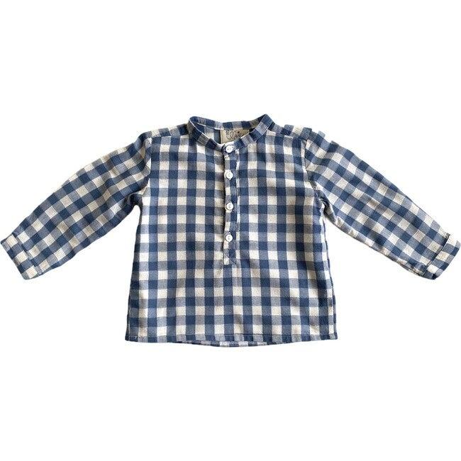 Hector Shirt, Blue