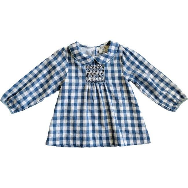 Amber Shirt, Blue