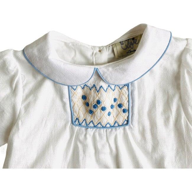 Amber Shirt, White