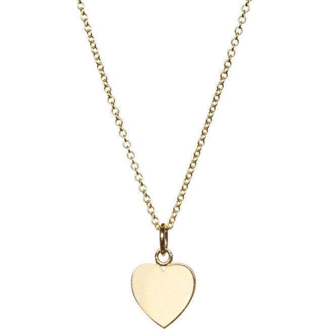 Windsor Heart Pendant Necklace