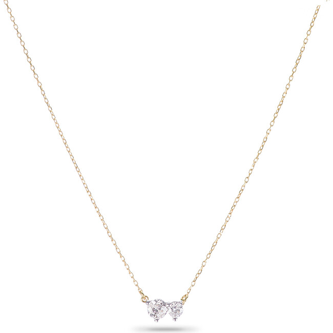 2 Diamond Amigos Necklace