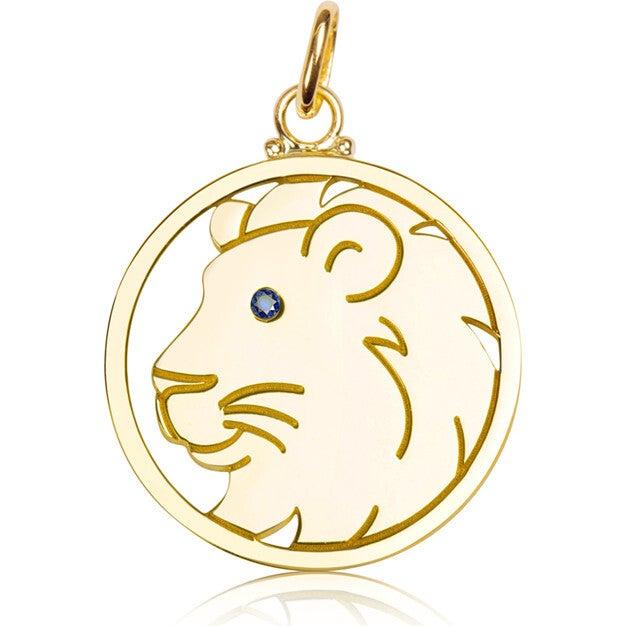 Medium Pendant, Lion