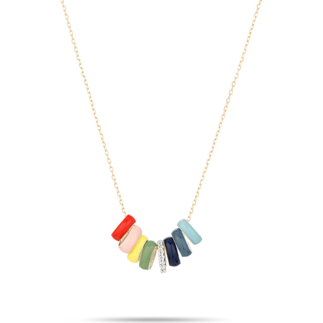 Bead Party Carnival Necklace