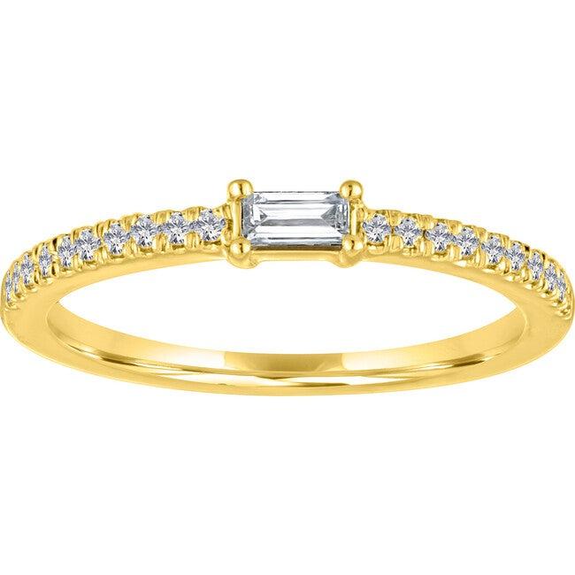Women's Julia 14K Gold Diamond Ring