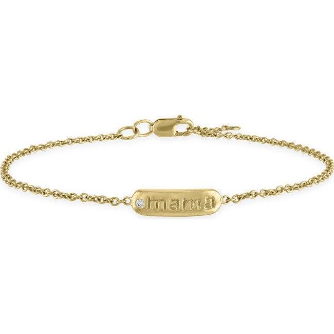Women's McKenna 14K Gold Mama Bracelet