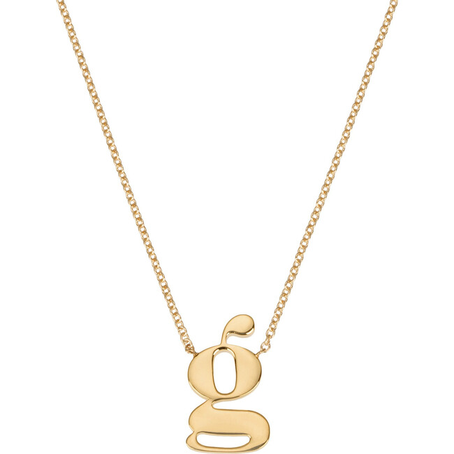 Mini Intial Necklace