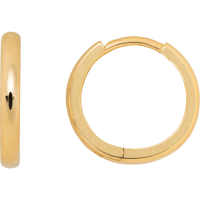 Women's Hinge Hoop Single Earring - Earrings - 1