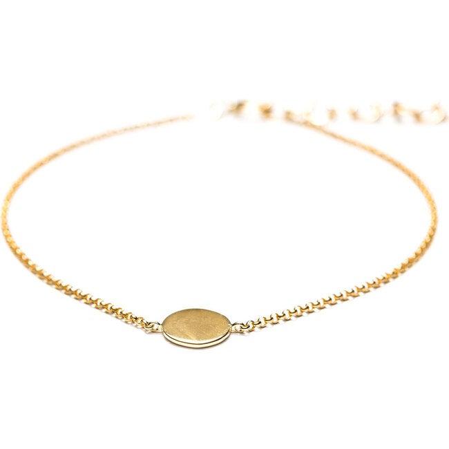 Gold Kensington Bracelet - Bracelets - 1