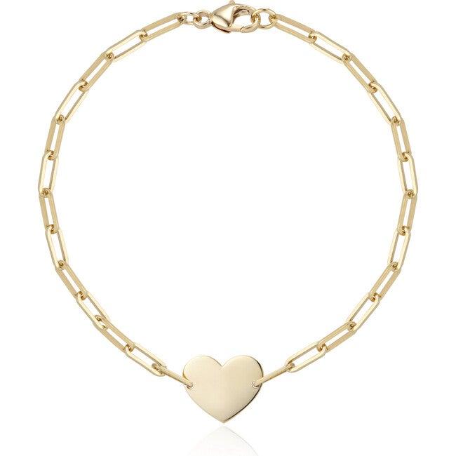 Delicate Heart Bracelet