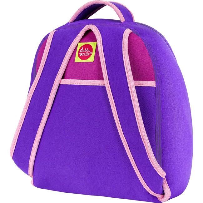 Unicorn Backpack, Purple and Pink