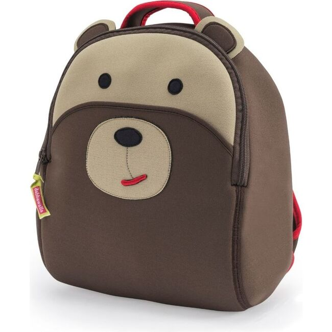 Brown Bear Backpack, Brown