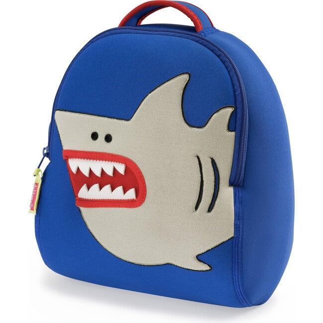 Shark Backpack, Blue