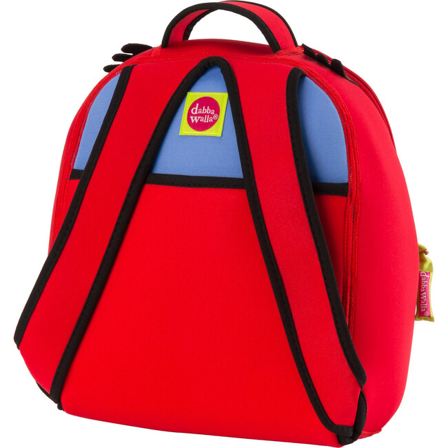 Sloth Backpack, Red