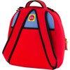 Sloth Backpack, Red - Backpacks - 2