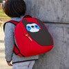 Sloth Backpack, Red - Backpacks - 3