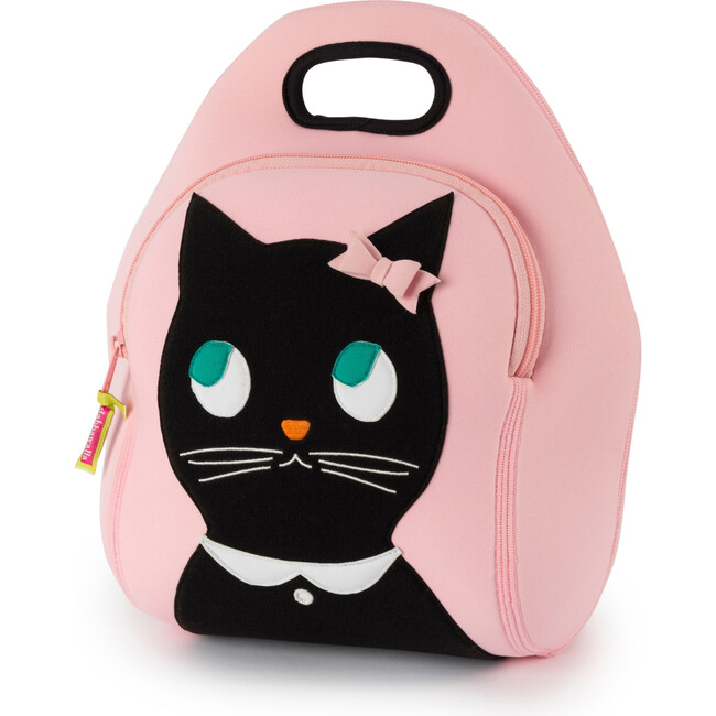 Kitty Lunch Bag, Pink
