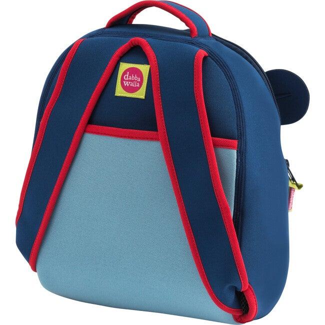 Blue Monkey Backpack, Blue