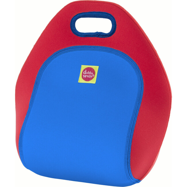 Race Car Lunch Bag, Red