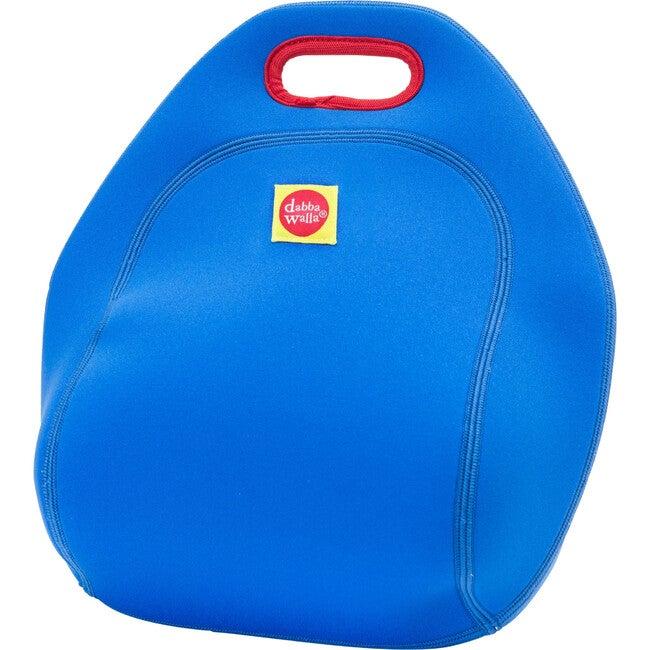 Airplane Lunch Bag, Blue