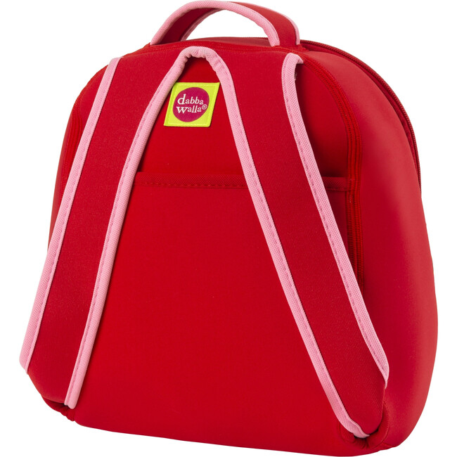 Cherry Backpack, Red