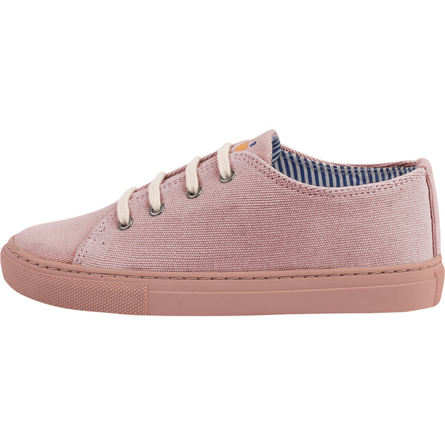 Rose Lace-up Sneaker