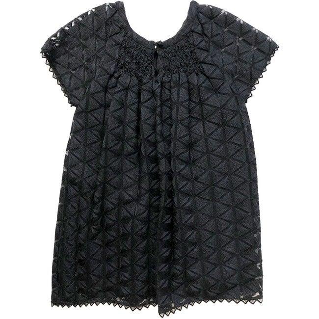 Norah Embroidered Dress - Cream