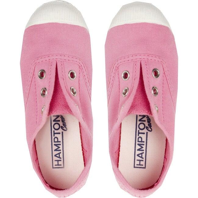 Hampton Canvas Plum Sneaker, Pink