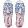 Hampton Canvas Liberty Plum Sneaker, Blue Betsy - Sneakers - 3
