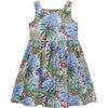 Portofino Dress, Blue - Dresses - 1 - thumbnail