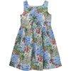 Portofino Dress, Blue - Dresses - 3
