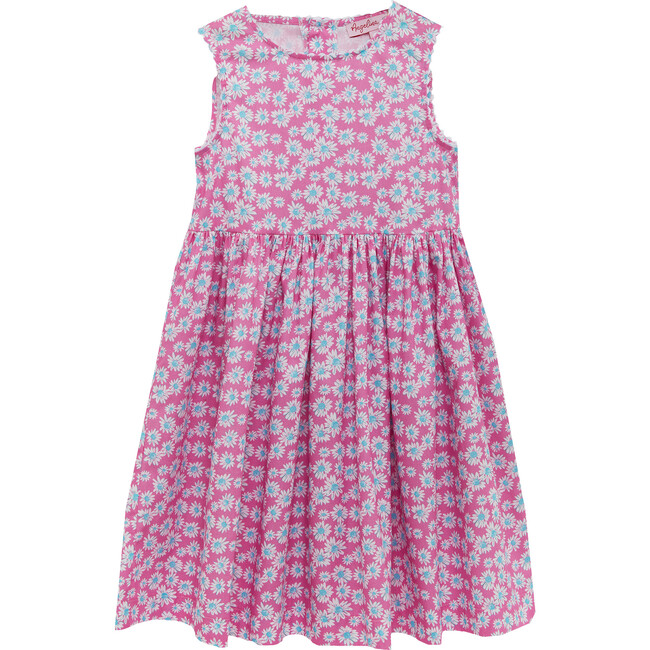 Daisy Angelina Ric Rac Dress, Pink