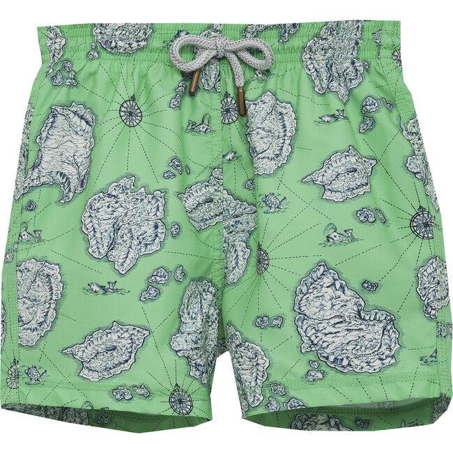 Explorer Swimshorts, Green