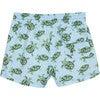 Turtle Swimshorts, Blue - Swim Trunks - 3