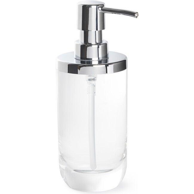 Junip Acrylic Soap Pump, Clear