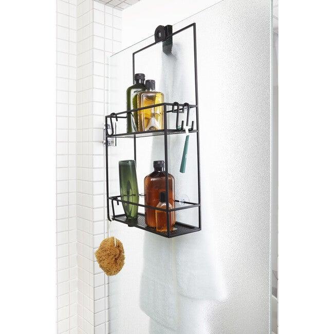 Cubiko Shower Caddy, Black