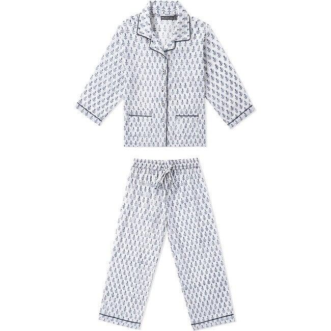 Block-Printed Loungewear Gift Set, Fort
