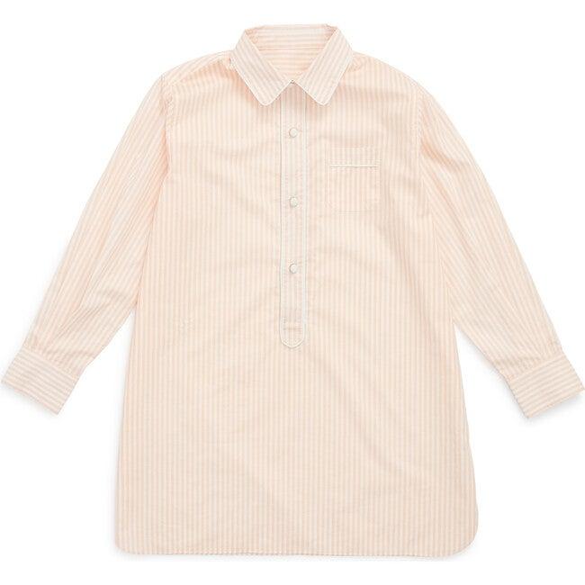 Linnet Night Shirt, Petal Stripe