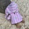 Kai Beach/Bath Poncho, Fluo Pink/Island Green - Cover-Ups - 2