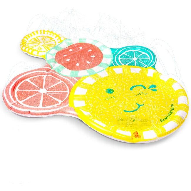 The Slices of Fun Sprinkler Splash Pad