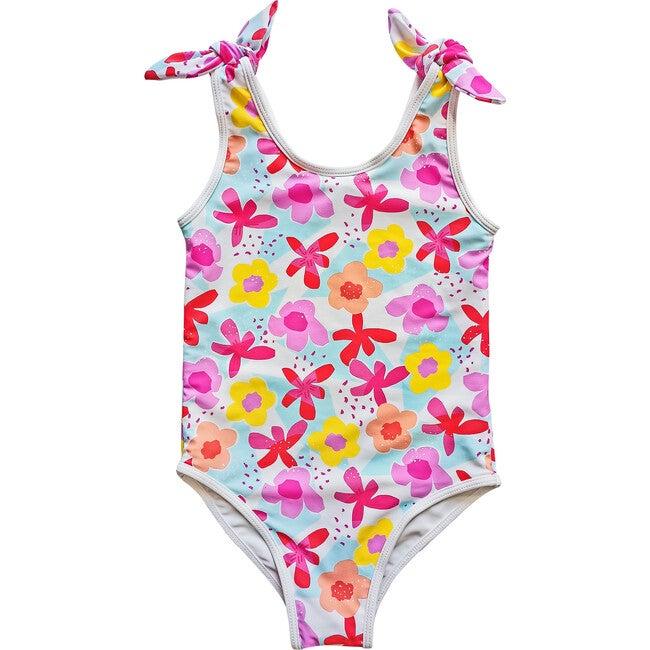 Tie Swimsuit, Seaflower