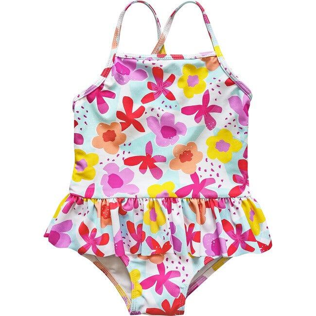 Baby Swimsuit, Seaflower