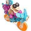 Sportbike 68-Piece Felt Building Kit - STEM Toys - 2