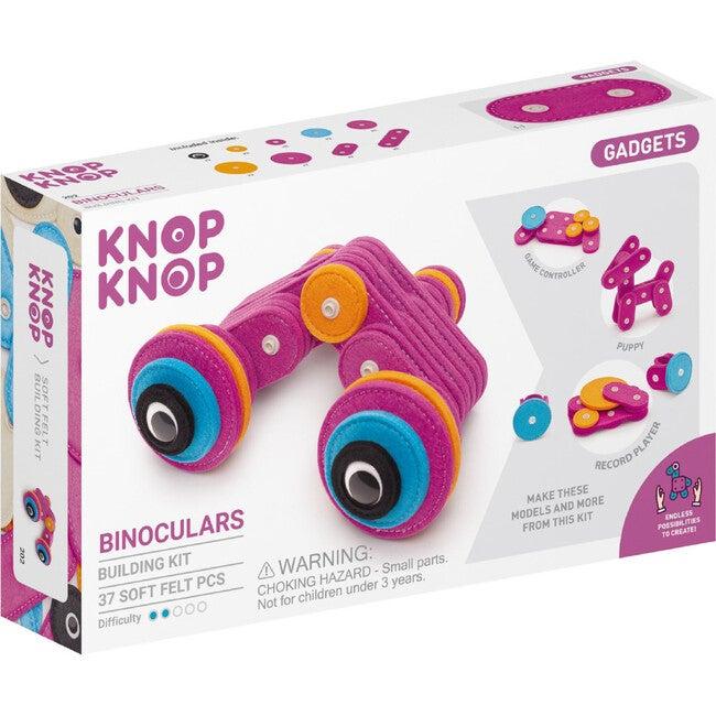 Binoculars 37-Piece Felt Building Kit