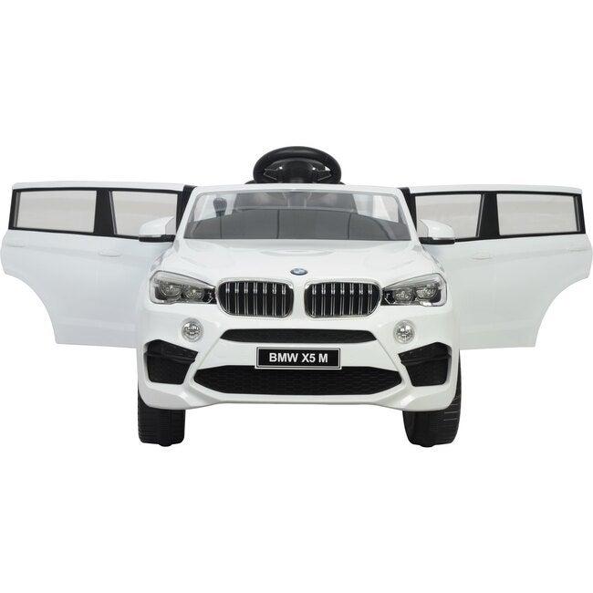 BMW X5, White
