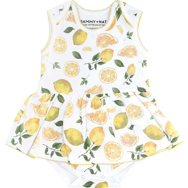 Lemon Riley Romper