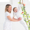 Botanical Garden Women's Pima Pajama Set - Pajamas - 6