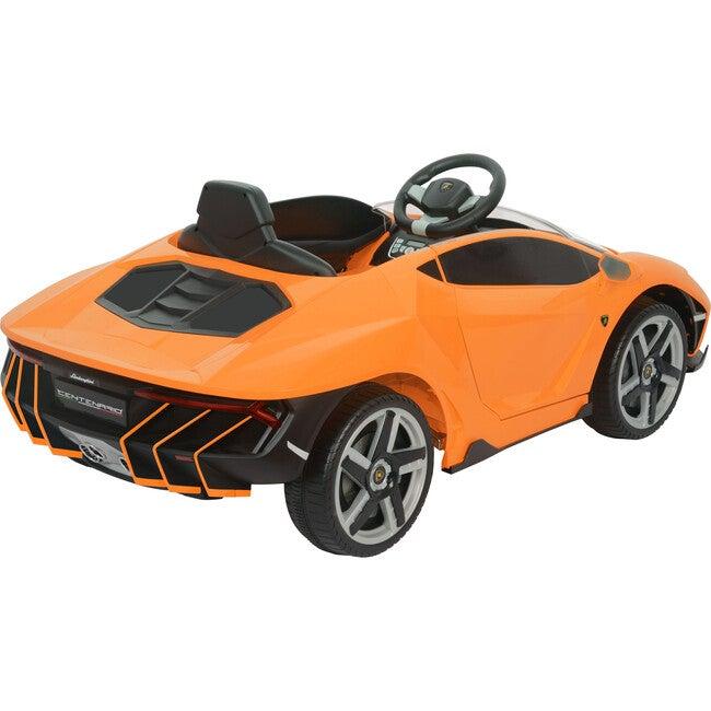 Lamborghini Centanario, Orange